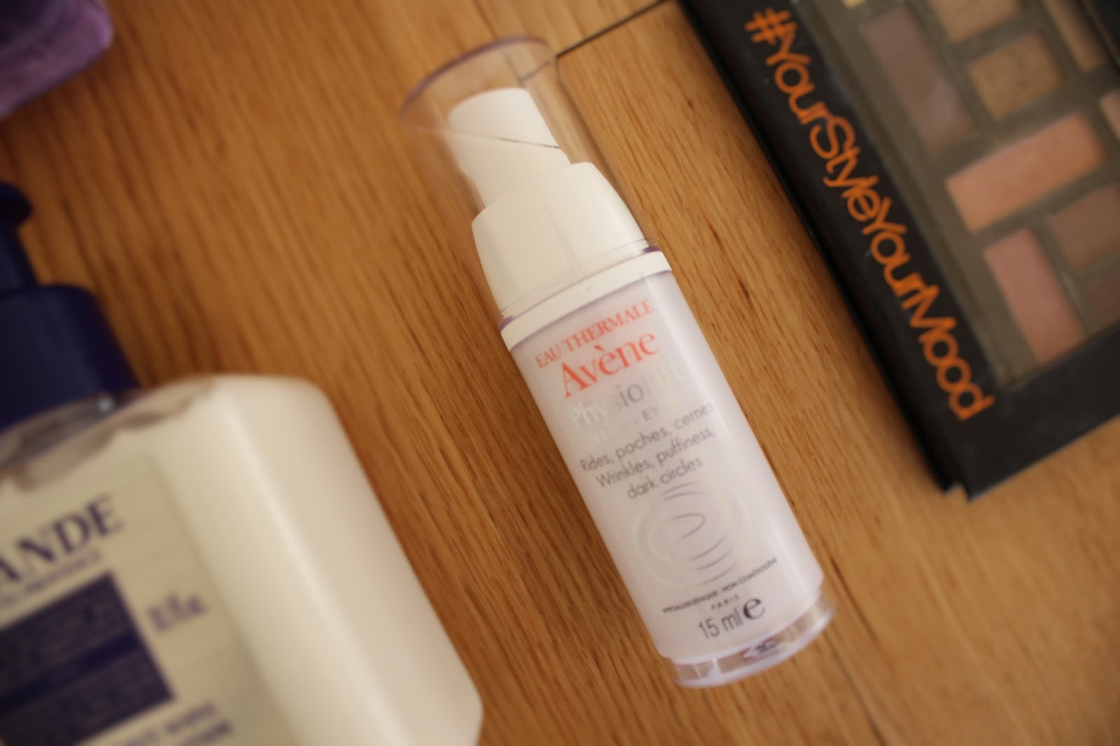 February Favourites - Avene PhysioLift Eye Cream
