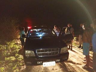 Polícia age rápido e recupera veículo roubado em Cubati