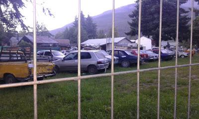 Resultado de imagen para autos secuestrados en el municipio de el bolson