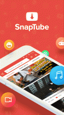 تطبيقSnapTube للتحميل من اليوتيوب والفيس بوك