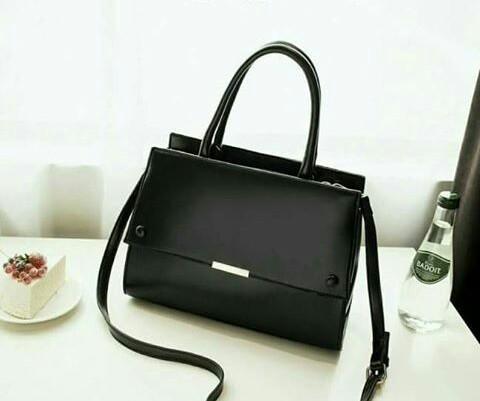 Jimshoney Maddie Bag Black