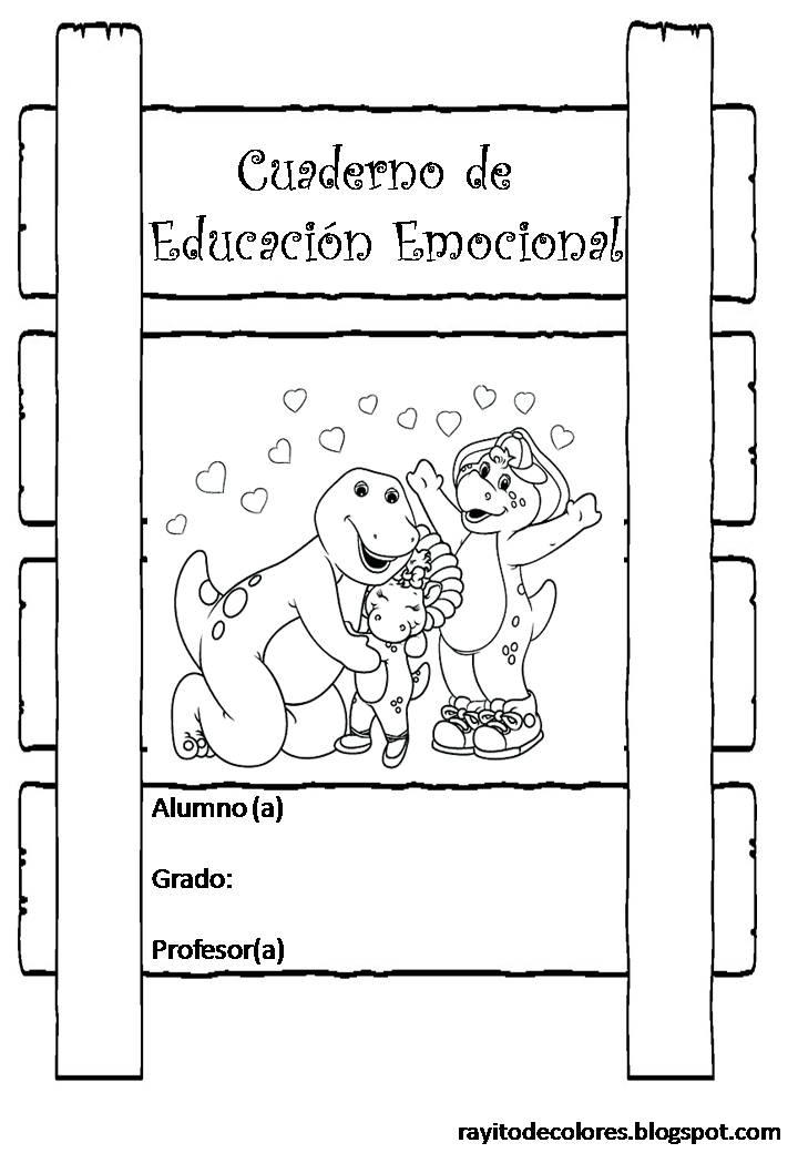 cuaderno de Educación Emocional