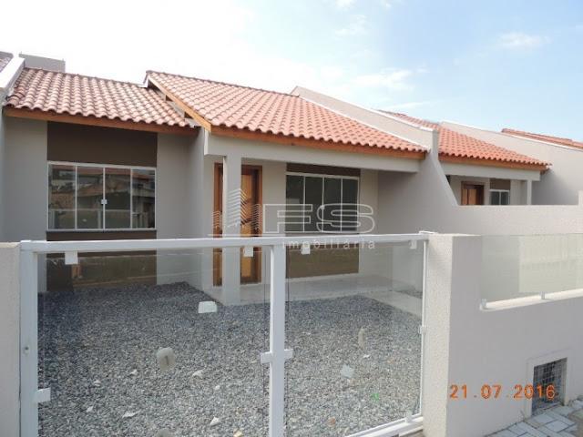 ENC: 1063 - Casa Nova com 2 dormitórios - Bairro Morretes - Itapema/SC