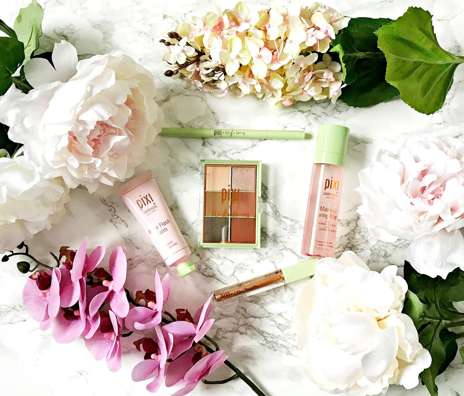 Pixi Makeup Top Five