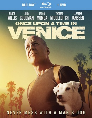 Once Upon a Time in Venice 2017 English BluRay Movie Download