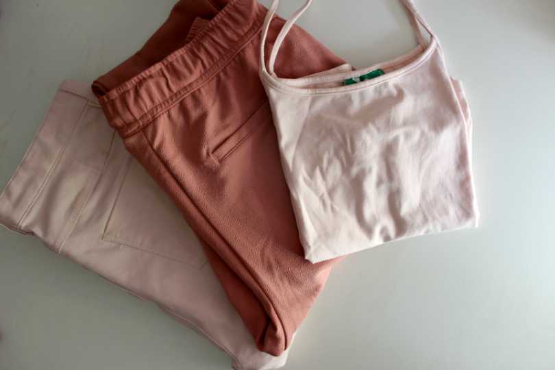 NEW IN: THINK PINK