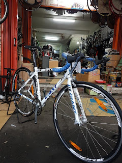 Road Bike Giant Scr 2
