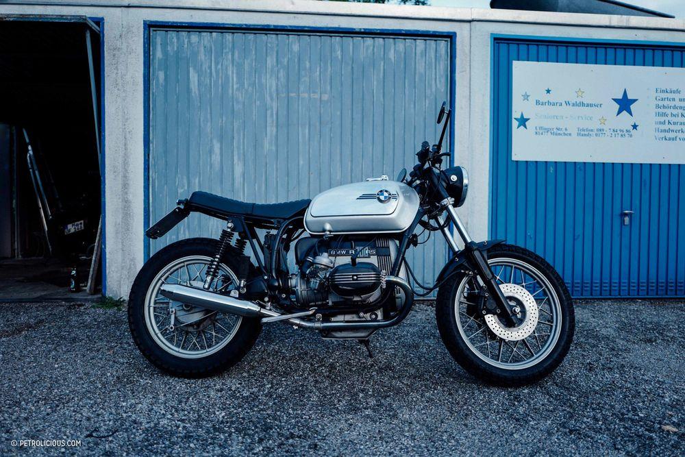BMW R100S - Một xế cổ cực kỳ được yêu thích một thời