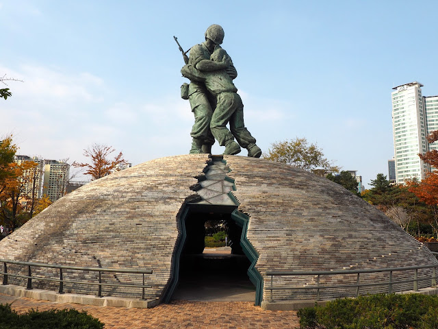 Korean War Memorial, Seoul, South Korea