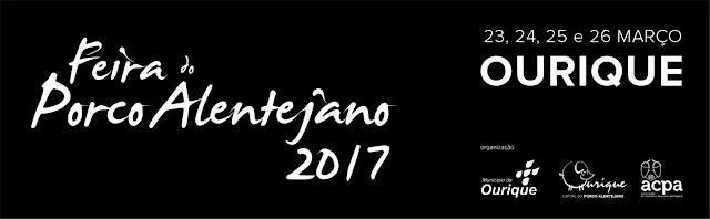 Programa Feira do Porco Alentejano 2017 Ourique