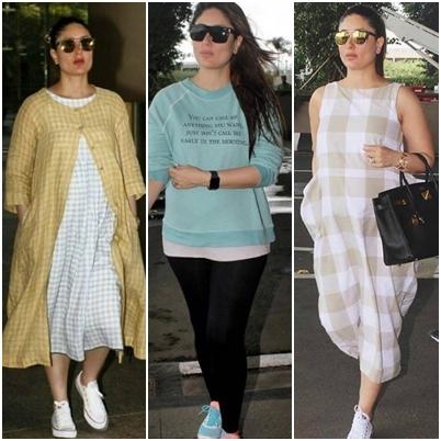 Kareena Kapoor Khan Airport Looks