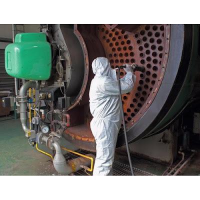 boiler descaling services