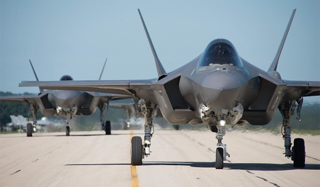 The Ridiculous Budget of the F35 Fighter Jet