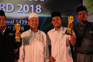 LTNU Banyuwangi Raih NU Jatim  Award