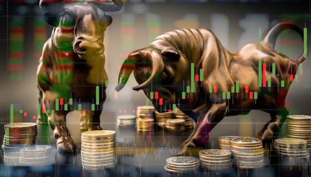 Khối lượng hàng ngày đạt mức cao mới trong năm 2019, toàn thị trường cùng 'bull run'. 1