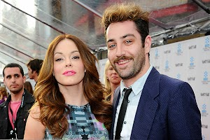 Rose McGowan was married to Davey Detail
