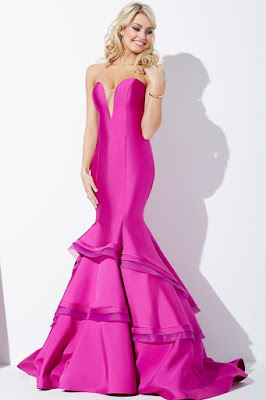 vestidos de xv años color vino
