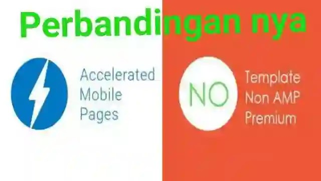 Perbandingan Template blogspot blogger Terbaru Perbandingan Template Amp HTML & Mobile friendly Premium Gratis