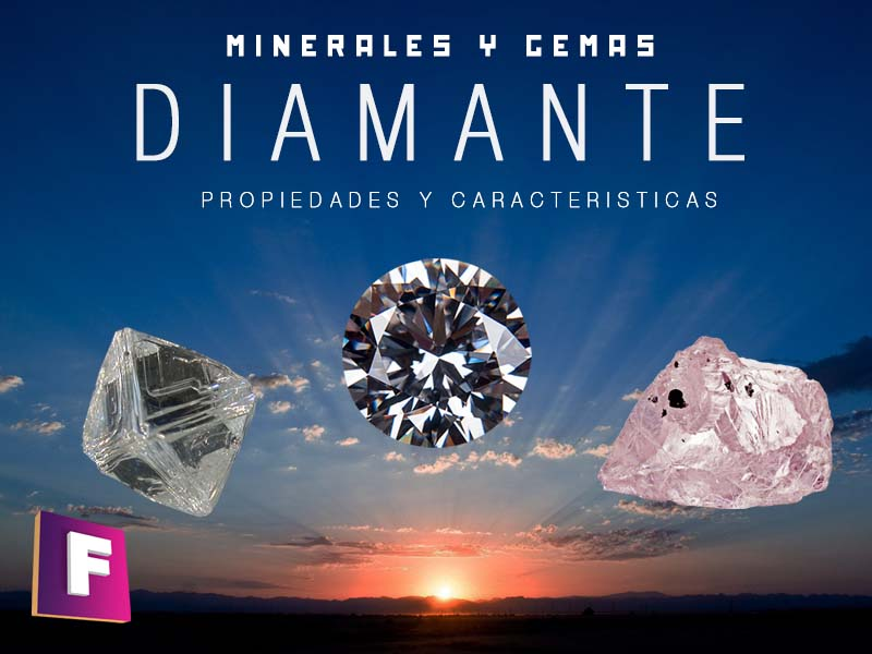 Diamante - Propiedades y caracteristicas | foro de minerales