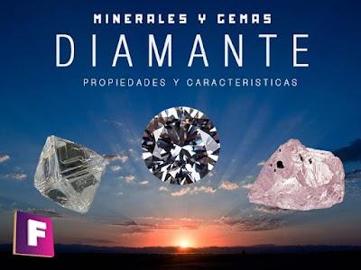 Diamante - Propiedades y caracteristicas