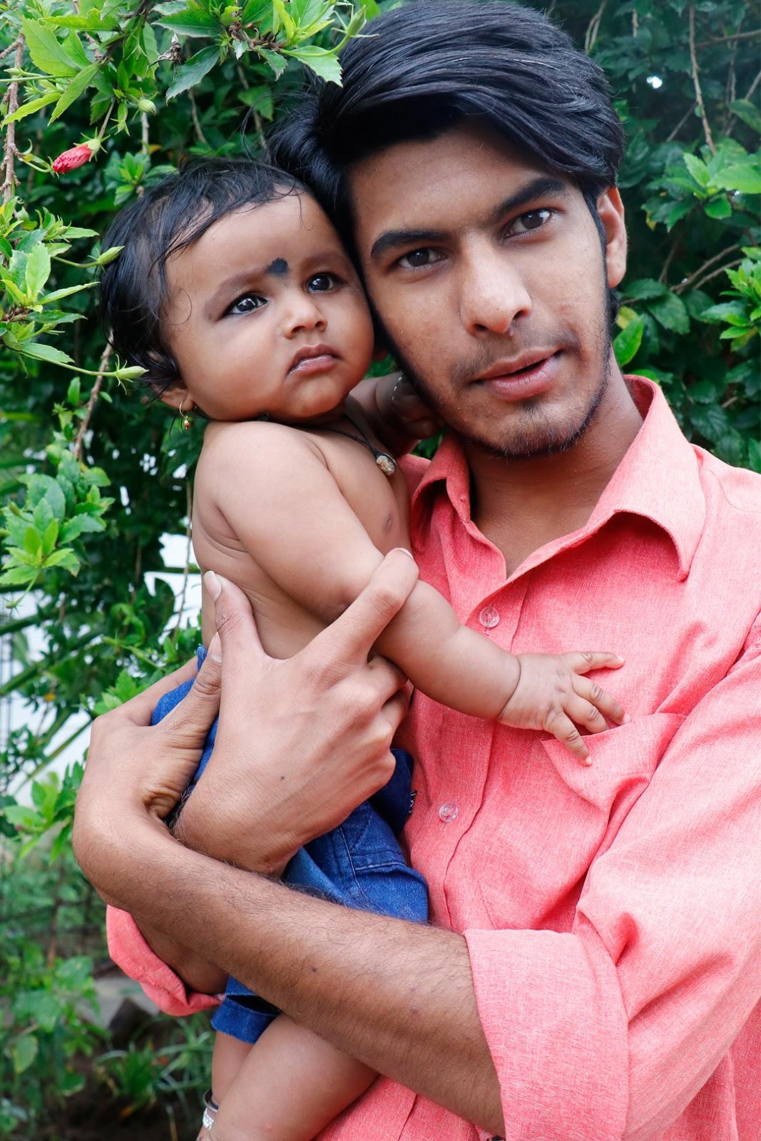 5 Months Baby Photo Shoot - RCs Clicks