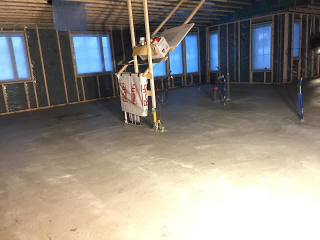 betonilattian kuivuminen, kuinka kauan lattiavalu kuivuu, betonilattian valaminen,