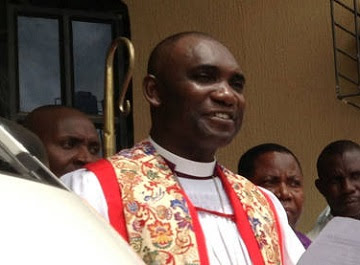 Anglican Bishop of Ughelli Diocese, Rt. Reverend Cyril Odutemu