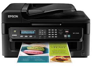 Epson WorkForce WF-2520 Driver Download and Review