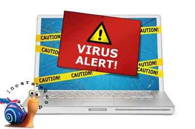 Virus  - Komputer Lambat Setelah Installl Ulang