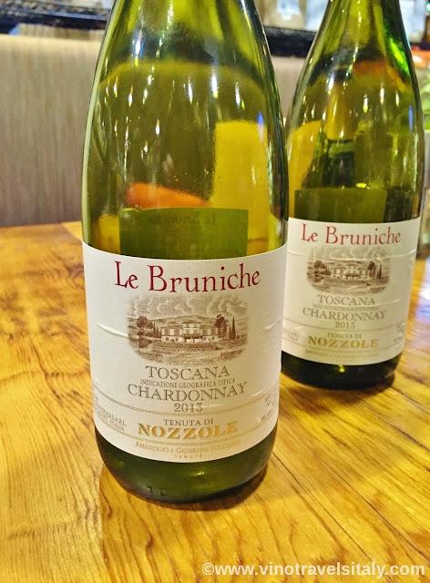 2013 Tenute di Nozzole Le Bruniche Chardonnay