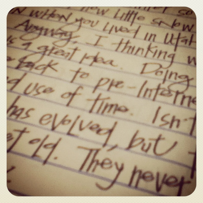 Emily's Thought Blog: INSTAGRAM Wednesdays: PEN PALS