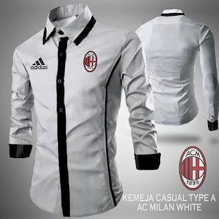 Kemeja AC Milan