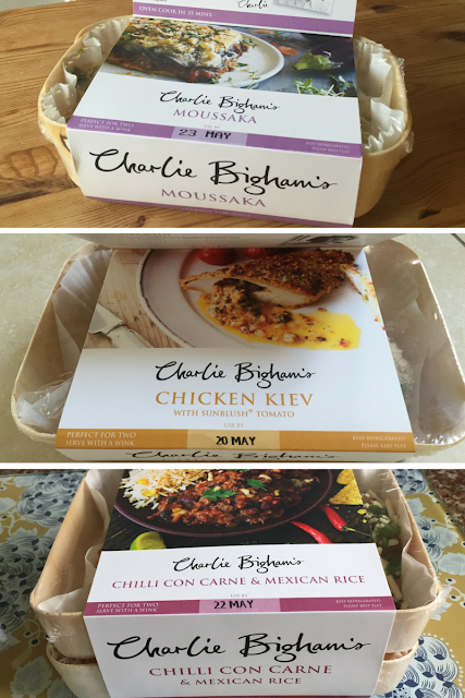 Charlie Bigham's ready meals
