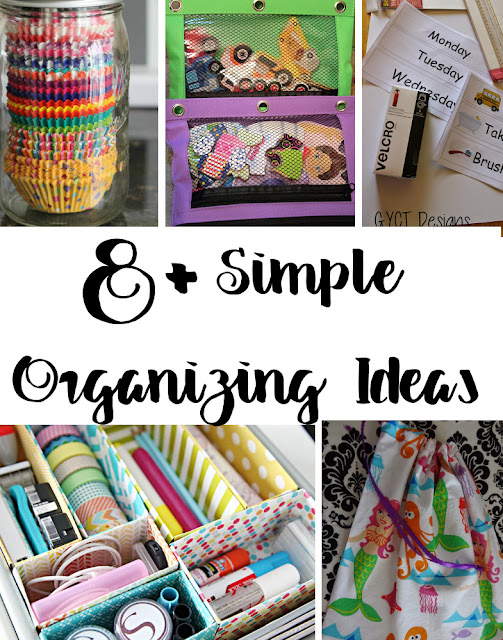 8+ Organizing Projects Round-Up