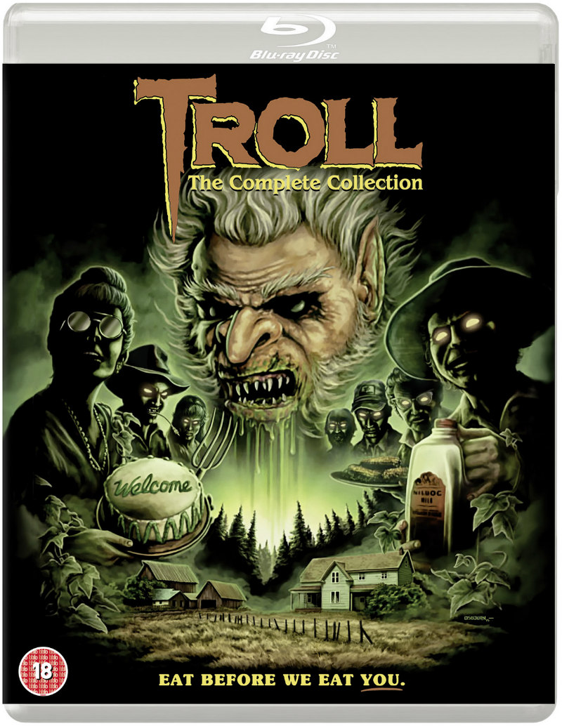 troll the complete collection