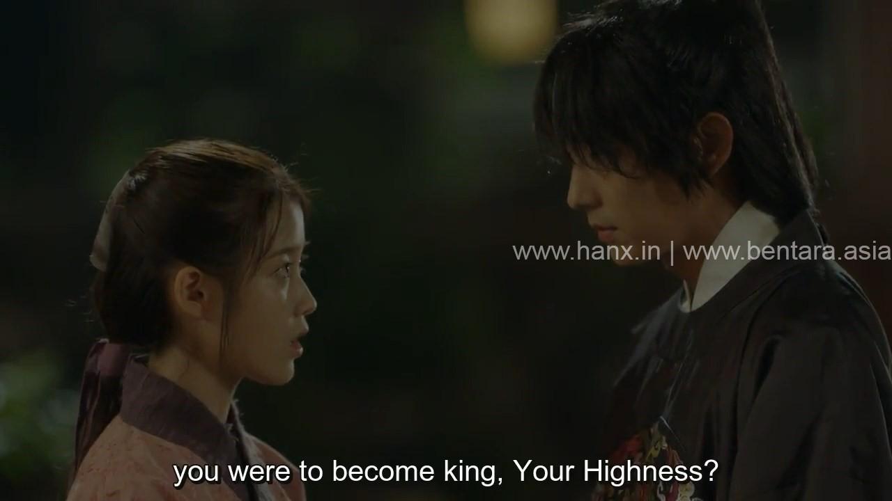 Sinopsis: Moon Lovers - Scarlet Heart Ryeo: Episode 12 - Part 2