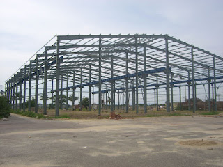 Xây dựng nhà xưởng tân phú đồng nai