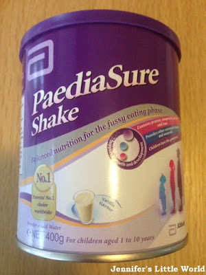 PaediaSure shake for children