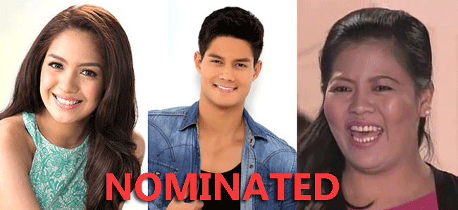 Jane, Daniel and Cheridel were Nominated in PBB All In 10