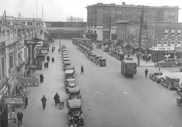 Barrio de Queens en 1927