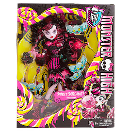 MH Sweet Screams Draculaura Doll