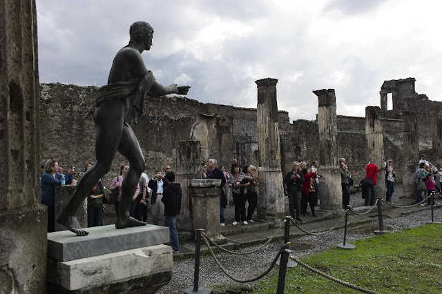 Italy's top sites, neglected wonders get 1bn euro boost