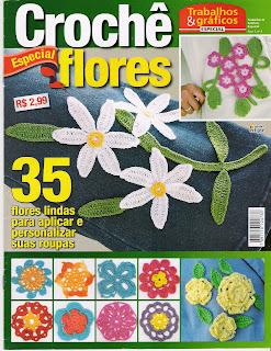 Croche Especial Flores