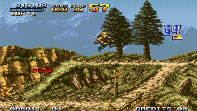 Download Metal Slug Collection PC Games Gameplay