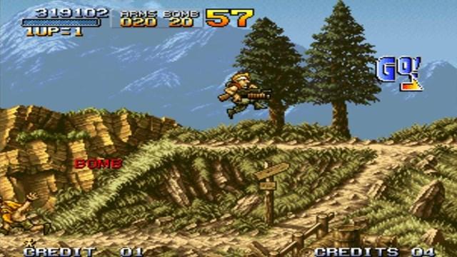 Download Metal Slug Collection PC Games Gameplay