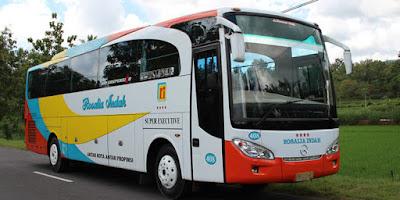Harga Tiket Bus Rosalia Indah Desember 2016