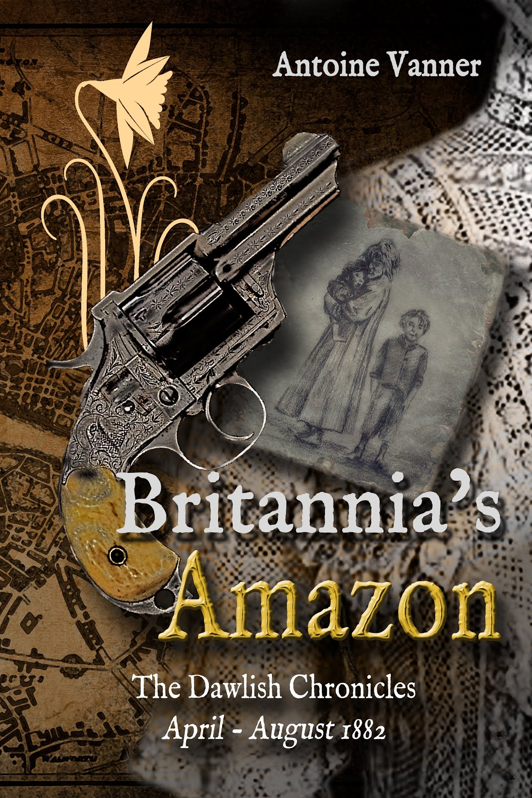 "To buy ""Britannia's Amazon"" click on image below"