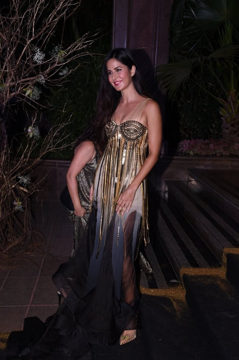 Bollywood Actress Long Hair Sizzling Stills Katrina Kaif