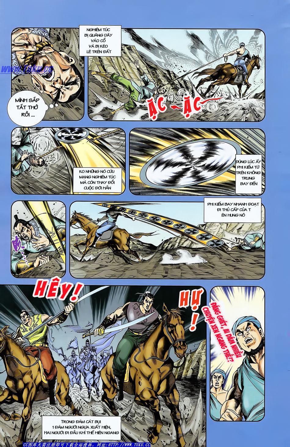 Tần Vương Doanh Chính chapter 4 trang 24