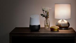 google HOME es el nuevo altavoz inteligente de google